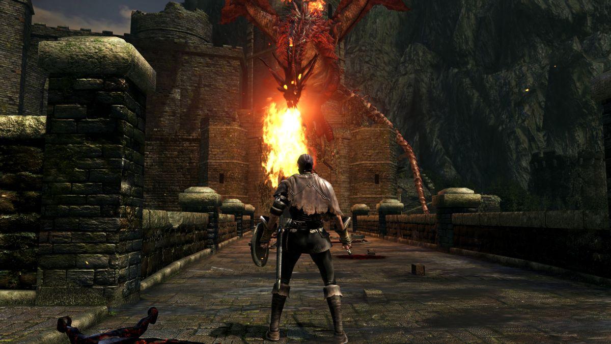 Dark Souls: Remastered 4K gallery | PC Gamer