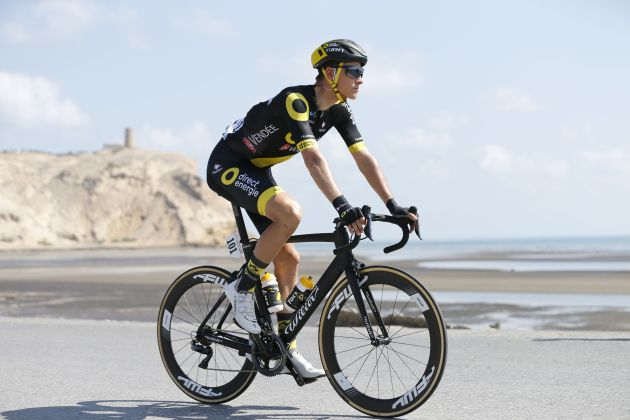 Petrol company Total to take over sponsorship Direct Energie ... 4d3109e50