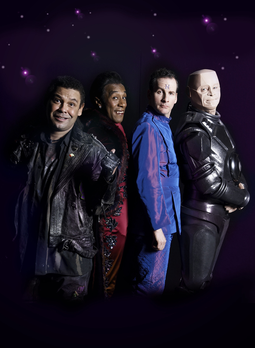 Craig Charles confirms new series of Red Dwarf