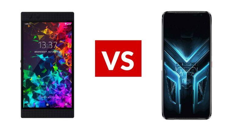 Razer Phone 2 vs Asus ROG Phone 3