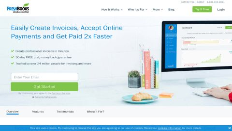 Freshbooks  Accounting Software Offers Today April 2020