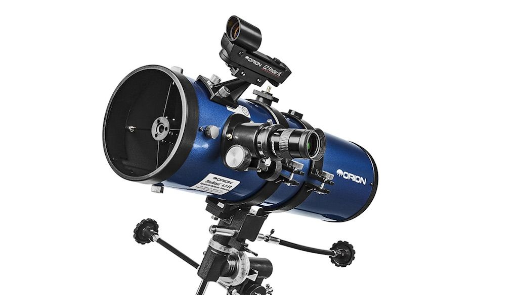 Orion's StarBlast II 4.5 Telescope is just $189.99 this Cyber Monday