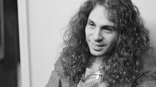 The the as-yet-untitled Ronnie James Dio film will be made in conjunction with the late singer's estate