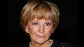 Anne Robinson at the Man Booker Prize Awards in 2015.