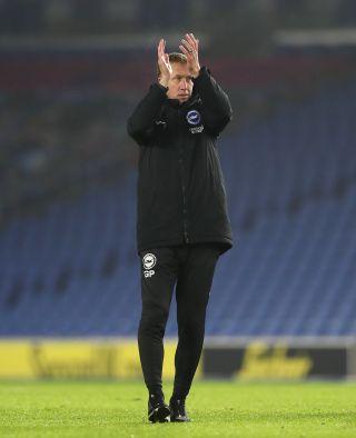 Brighton and Hove Albion v Southampton – Premier League – The AMEX Stadium