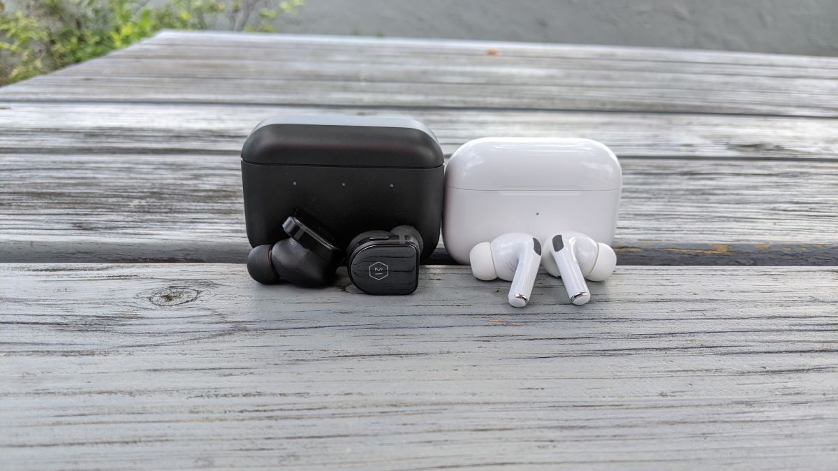 Master & Dynamic MW08 vs. AirPods Pro: Which wireless earbuds should you buy?