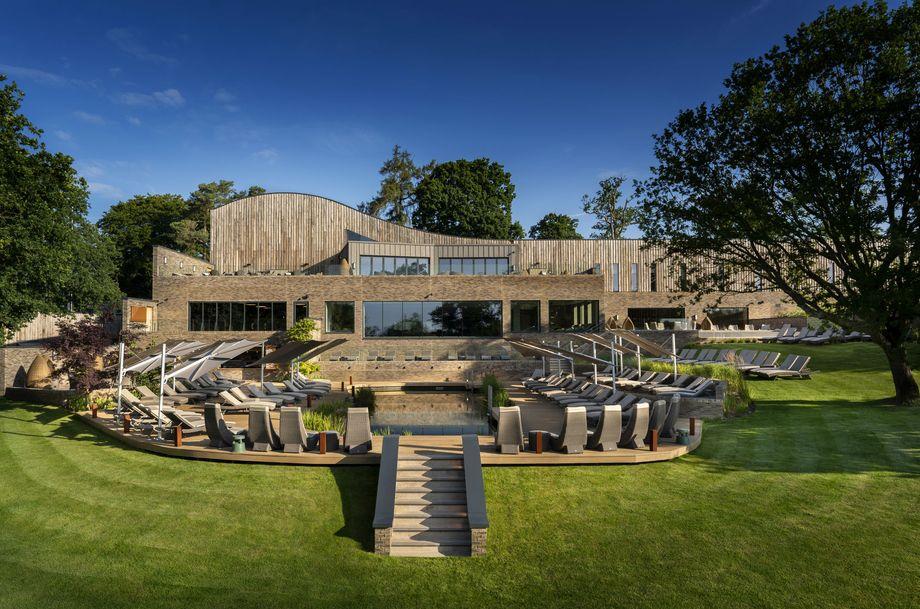 Sussex luxury spa weekend