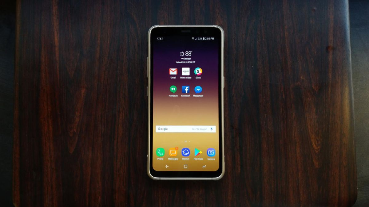 samsung galaxy s8 active review  page 2