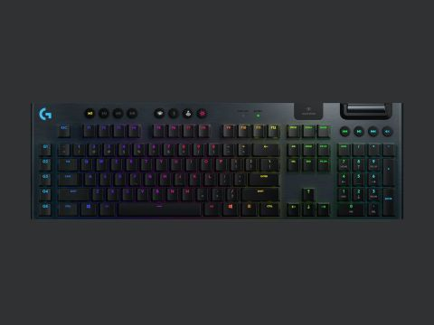 Logitech G915 Lightspeed Mechanical Gaming Keyboard