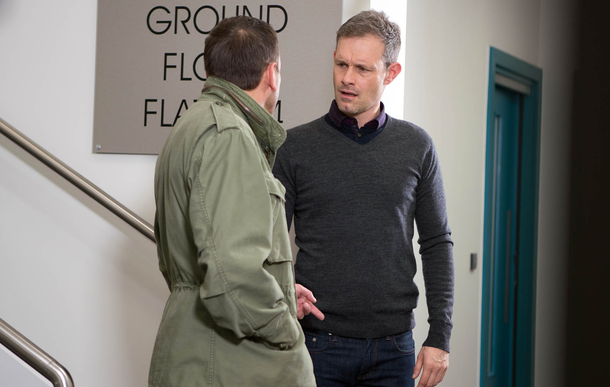 Nick Tilsley, Peter Barlow, Coronation Street