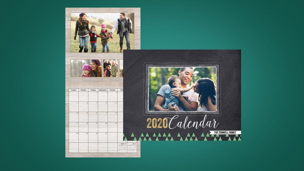 The Best Photo Calendars For 2020 Techradar