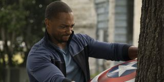 Anthony Mackie as Sam Wilson/The Falcon in The Falcon and the Winter Soldier (2021)