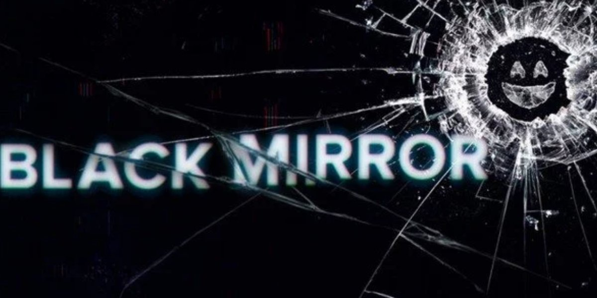 Black Mirror shows the world through a cracked window on Netflix