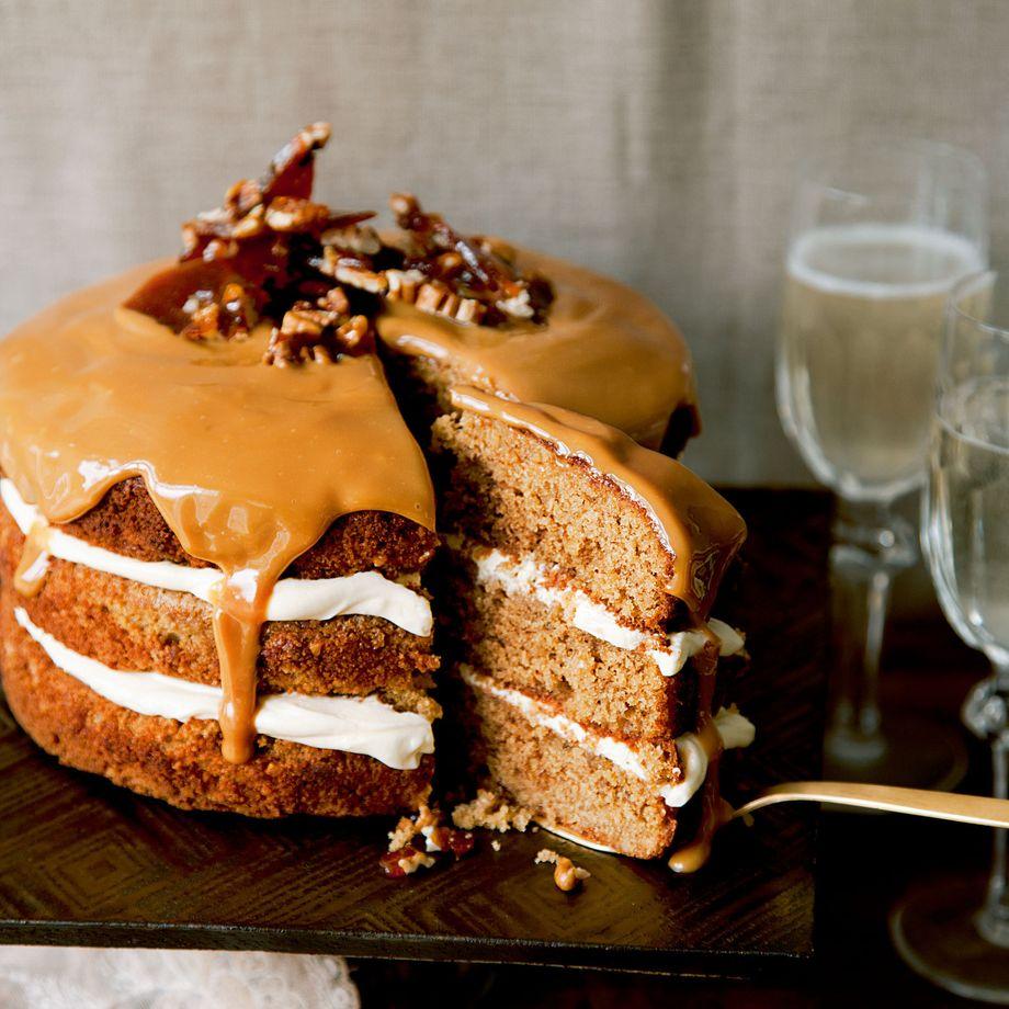 Celebration Cake Recipes
