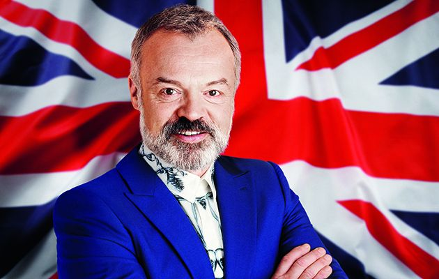 Graham Norton brings all us the news from Kyiv for this years Eurovision competition