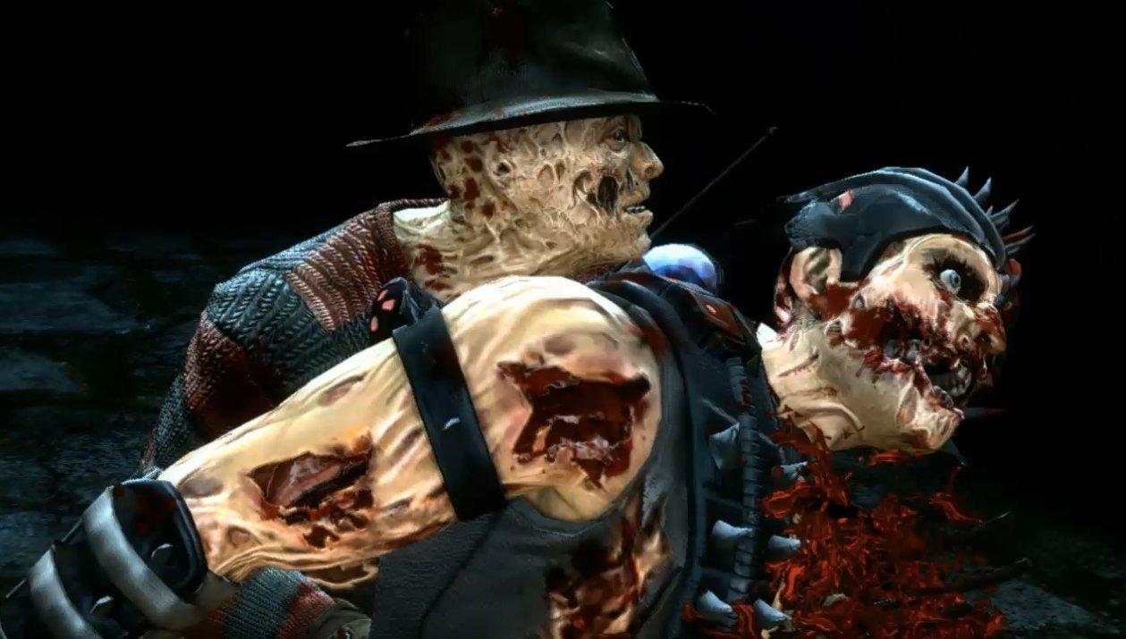 Mortal Kombat: Freddy Krueger Fatalities, Combos Featured In New Trailer #18355