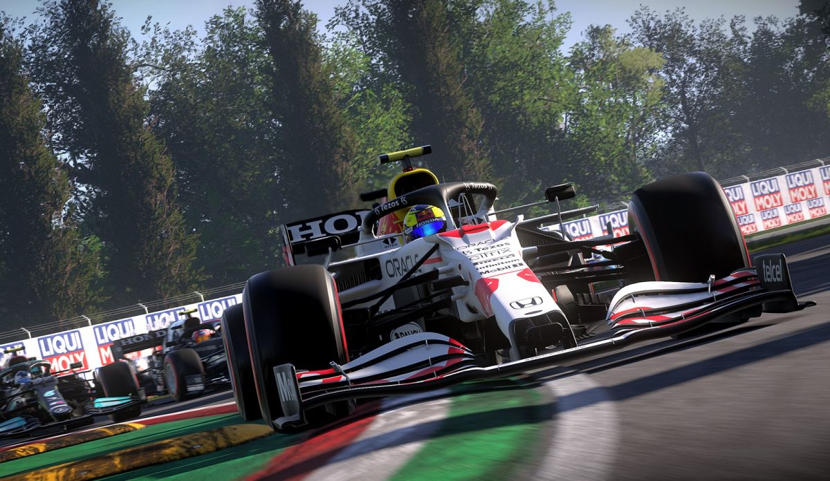 F1 2021 adds long absent Imola circuit