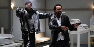 Nick Cassevetes, Nicolas Cage - Prisoners of the Ghostland