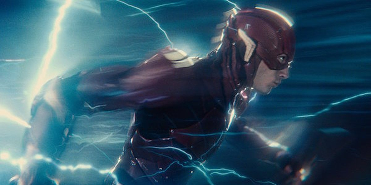 Zack Snyder Shares Flash-Centric Snyder Cut Footage, And Now I'm Just Ready For The Flash Movie - CINEMABLEND
