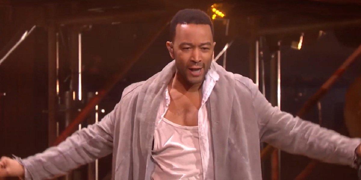 John Legend in Jesus Christ Superstar in Concert