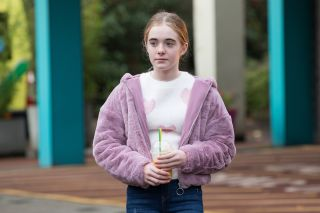 Ella Richardson played by Erin Palmer in Hollyoaks