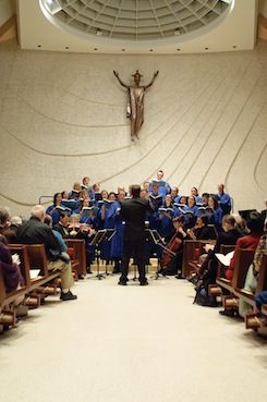 Tannoy QFlex Solves Acoustics for Our Lady of Fatima