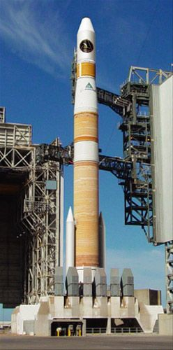 Delta 4 Rocket's West Coast Debut Enters Extended Delay