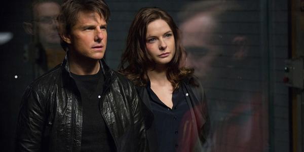 Tom Cruise Rebecca Ferguson Mission Impossible 6 Capture Solomon Lane