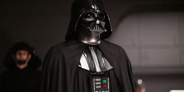 Darth Vader in the Deathstar