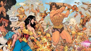 Wonder Woman: Earth One Volume 3