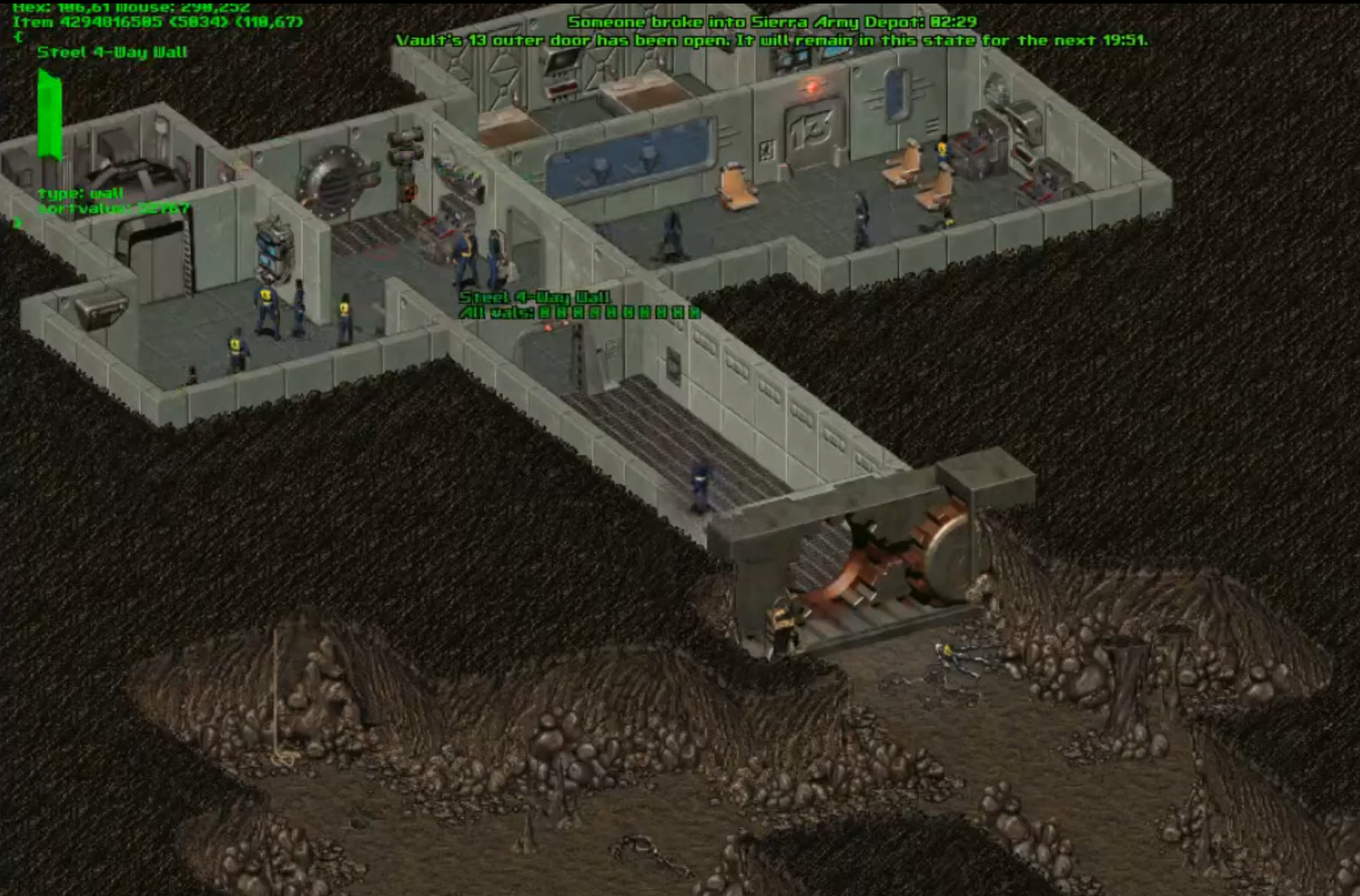 The newest Fallout 2 Online fan project has a trailer | PC Gamer
