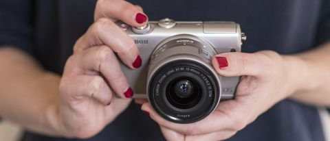 Canon EOS M100 review | TechRadar