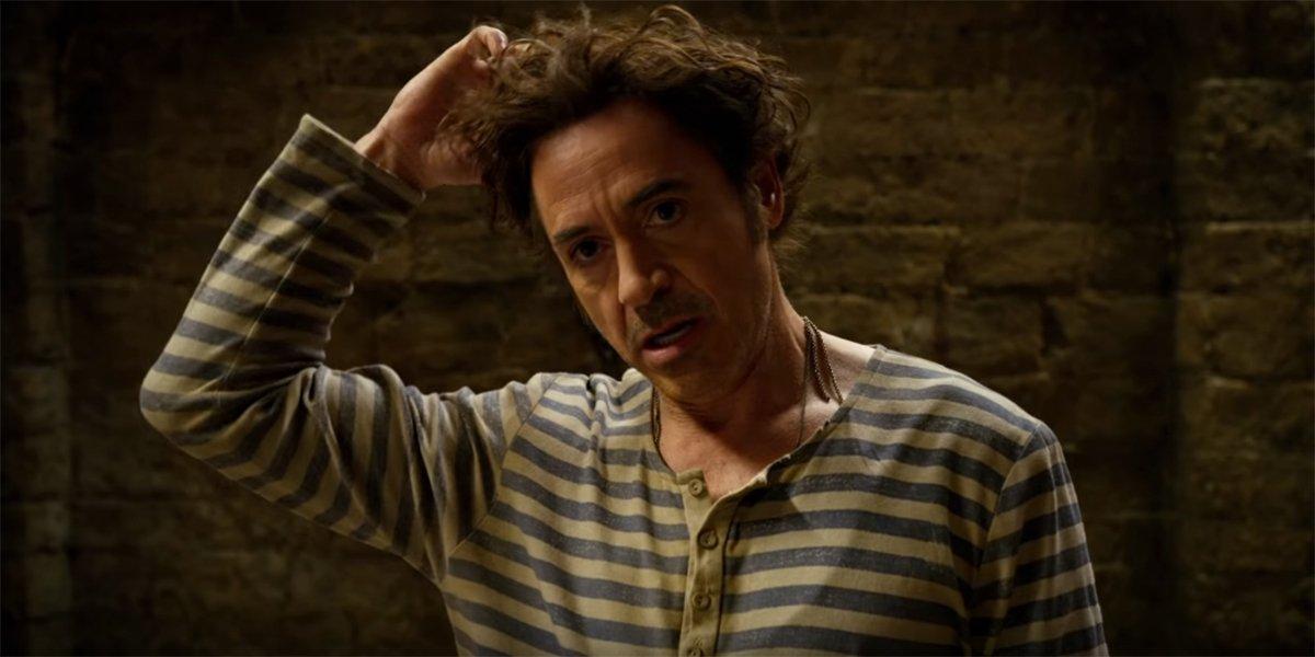 Robert Downey Jr.'s Dolittle imprisoned