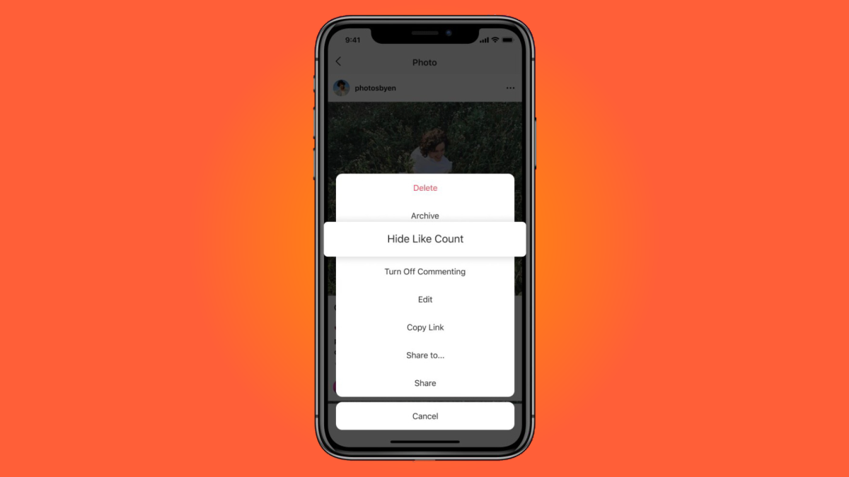 Instagram and Facebook users can now finally hide like counts – here's how – TechRadar