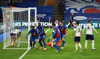 Crystal Palace v Tottenham Hotspur – Premier League – Selhurst Park