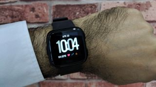 Fitbit's wearable is a lot cheaper than Apple's