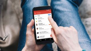 Gmail mobile app