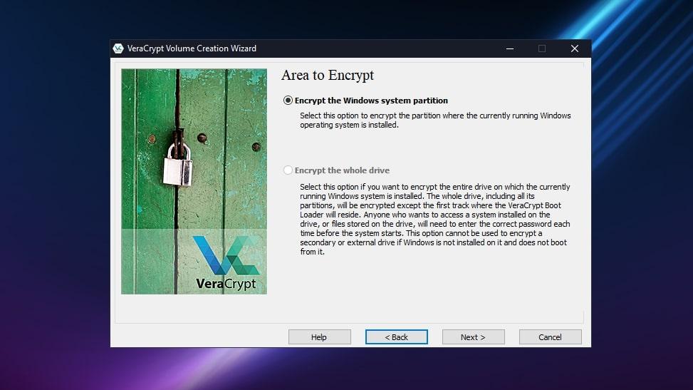 System Encryption