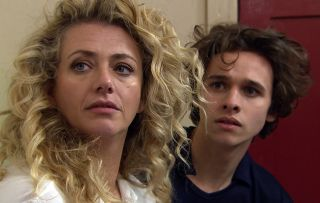 Maya becomes jealous and heads out on a mission to sleep with Jacob in Emmerdale