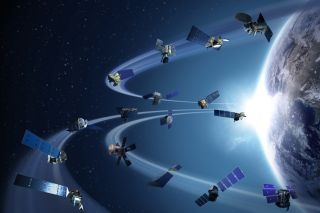 NASA Earth Science Satellite Fleet