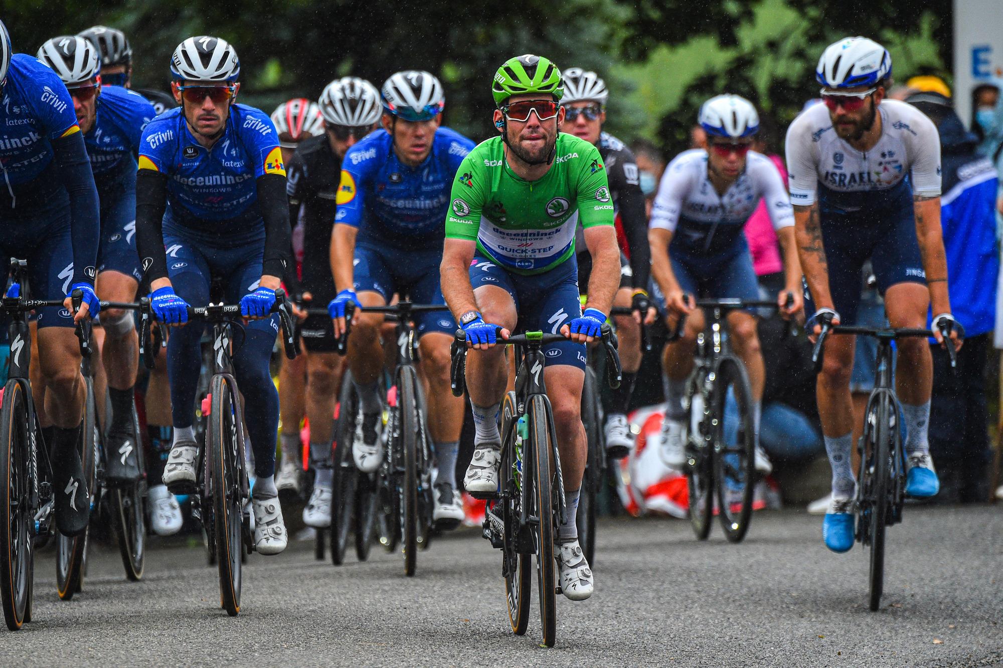 Tour de France 2021 108th Edition 16th stage El Pas de la Casa SaintGaudens 169 km 13072021 Mark Cavendish GBR Deceuninck QuickStep photo Dario BelingheriBettiniPhoto2021
