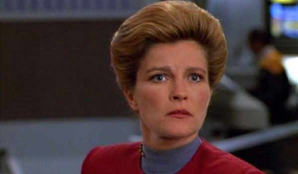 Captain Janeway Star Trek: Voyager