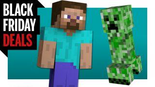 Black Friday Minecraft laptops