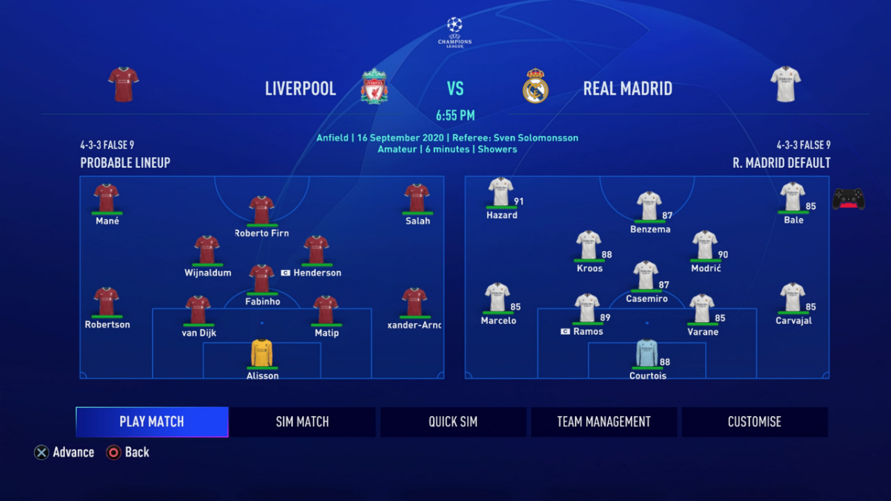Fifa 21 Career Mode Guide How To Scout The Best Players And Improve Your Youth Team Gamesradar