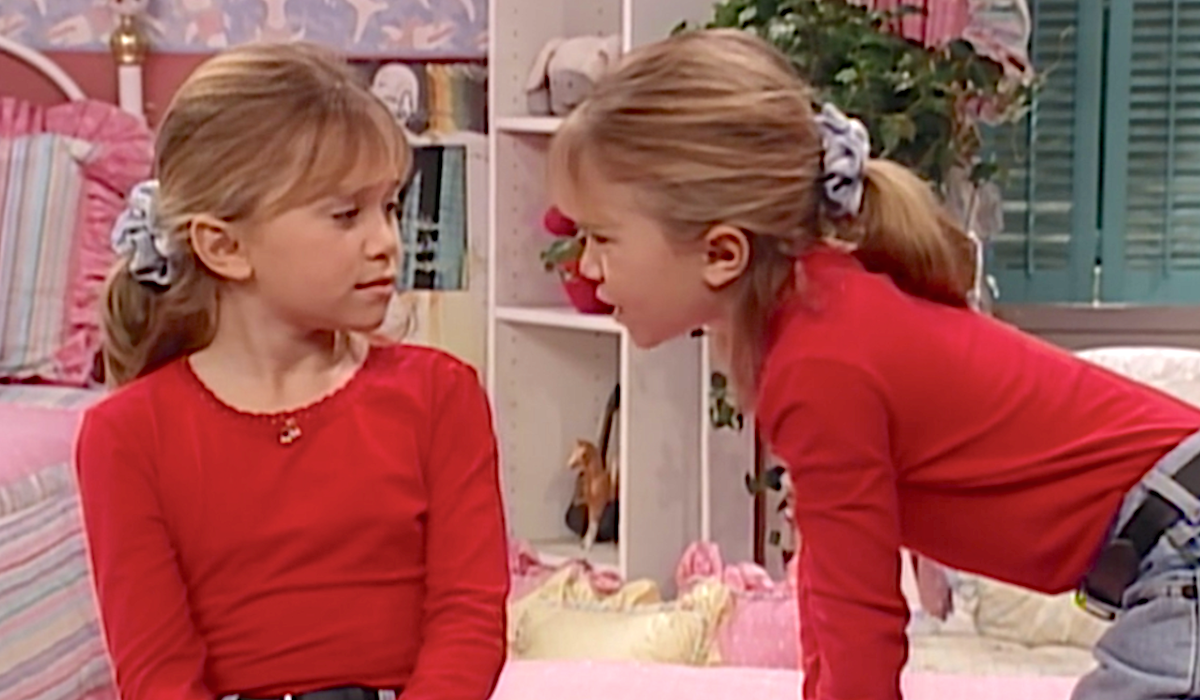 michelle and evil michelle full house
