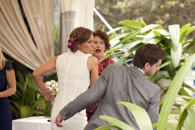 Bianca And Heath S Wedding Day Disaster