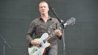 Queens Of The Stone Age live at Download festival