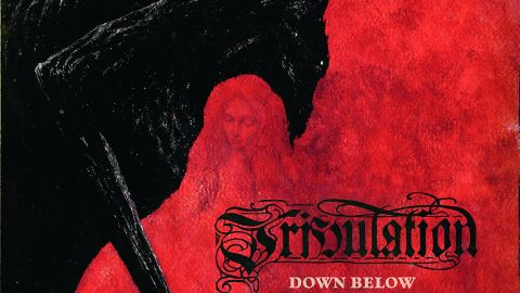 Cover art for Tribulation - Down Below album