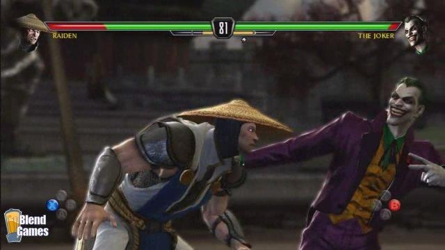 Mortal Kombat Vs DC Universe Fighting Modes Tutorial #4079