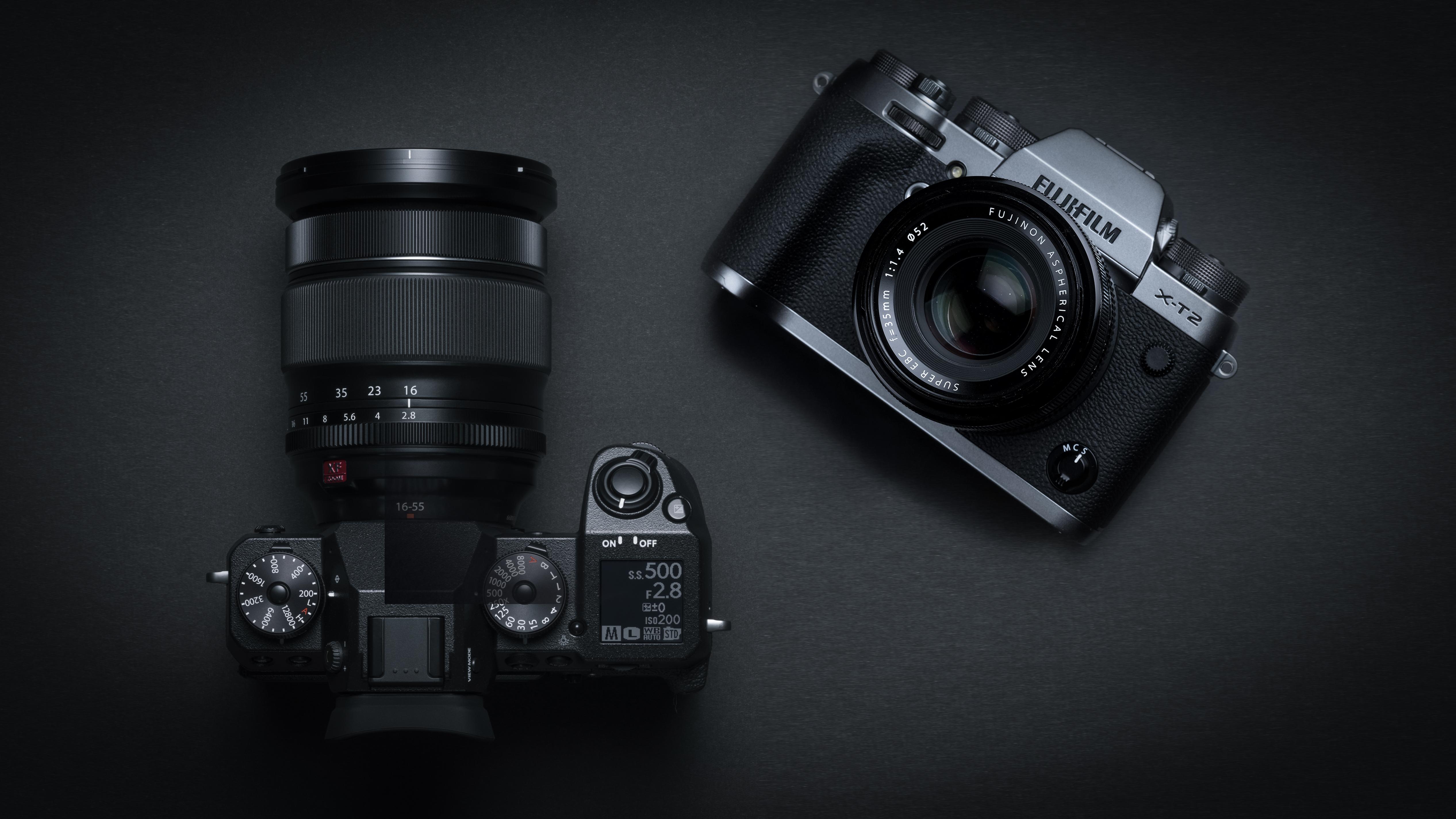 Fujifilm X H1 Vs T2 8 Key Differences You Need To Know Techradar Body Black
